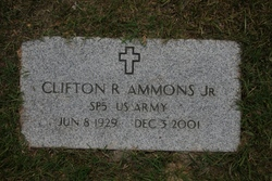 Clifton R. Ammons, Jr.