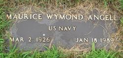Maurice Wymond Angell