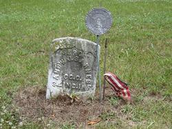 Sgt Andrew Jackson Barnes