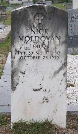Nick Moldovan