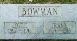 Lottie Bowman