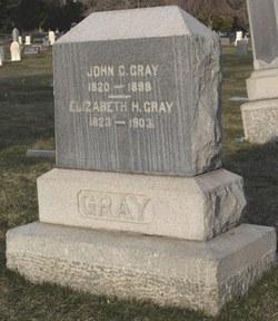 Elizabeth K. Hinckley <i>Page</i> Gray