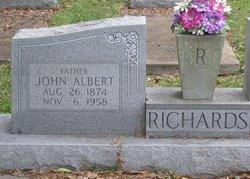 John Albert Richards