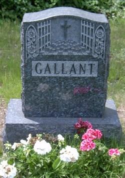 Mary Ann <i>Gallant</i> Deschenes