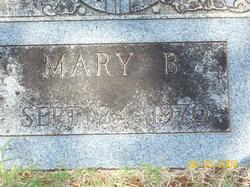 Mary Belle <i>Barfield</i> Boatner