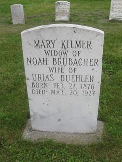 Mary <i>Kilmer</i> Buehler