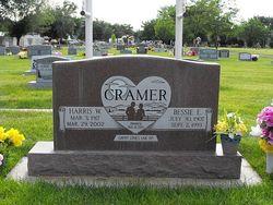 Bessie Elizabeth <i>Loynd</i> Cramer