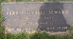 Perry Ulysses Seward