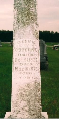 Olive <i>Patton</i> Osborne