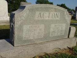 Ethel <i>Brady</i> Acton