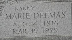 Marie <i>Delmas</i> Fairley