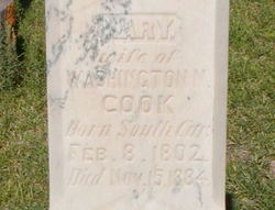 Mary Pamela <i>Morrow</i> Cook