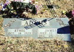 Ethel <i>Woods</i> Adams