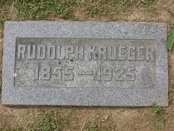 Rudolph Krueger