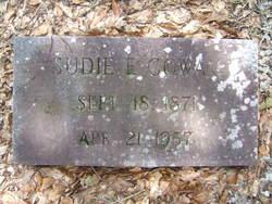 Sudie E. Cowan