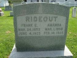 Frank E Rideout