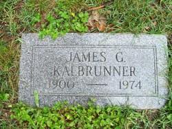 James Garfield Kalbrunner