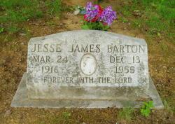 Jesse James Barton