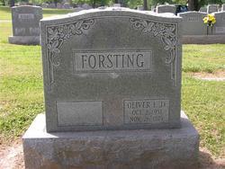 Oliver Frederick Forsting, Jr