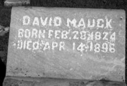 David Mauck