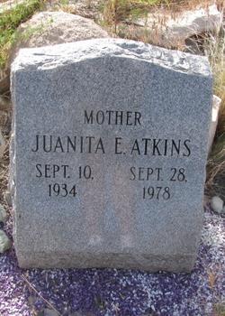 Juanita E Atkins