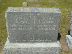 Esther Clark <i>Burgess</i> Sampson