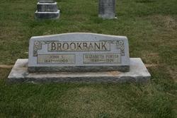 Elizabeth <i>Porter</i> Brookbank
