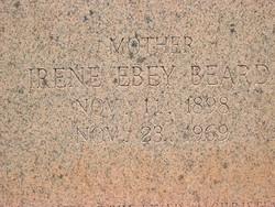 Irene <i>Ebey</i> Beard
