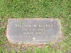 William Marshall Allred