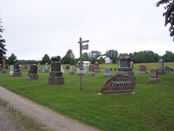 Wroxeter Cemetery