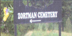 Zortman Cemetery