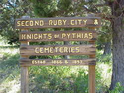 Ruby City Cemetery