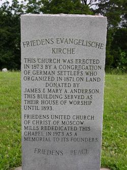 Friedens United Church of Christ Cemetery
