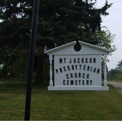 Mount Jackson United Presbyterian Cemetery