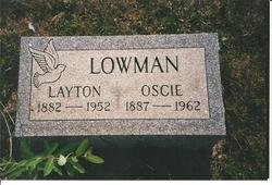 Oscie <i>Meekins</i> Lowman