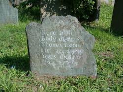 Maj Thomas Leonard