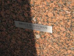 Bruce Wayman