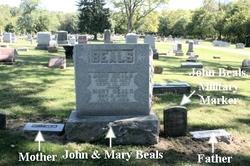 Lieut John T. Beals