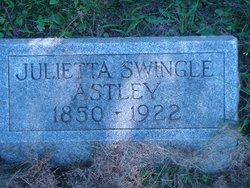 Julietta <i>Swingle</i> Astley