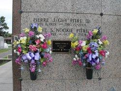 Olive Jane Nookie <i>Sonnier</i> Pitre