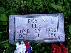 Roy Edward Lee