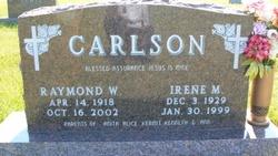 Irene May <i>Nordrum</i> Carlson