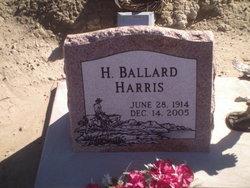 Harry Ballard Harris
