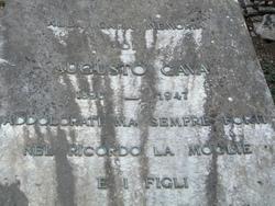 Augusto Cava