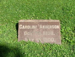 Caroline <i>Cole</i> Anderson
