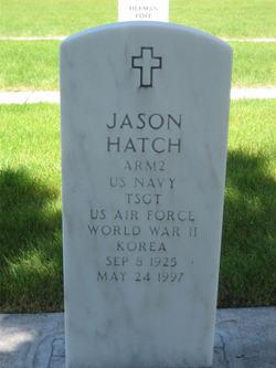 Jason J Hatch