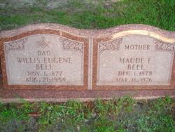 Maude F <i>Tucker</i> Bell