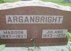 Julanie <i>Van Winkle</i> Arganbright