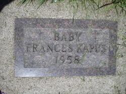 Frances Kapus