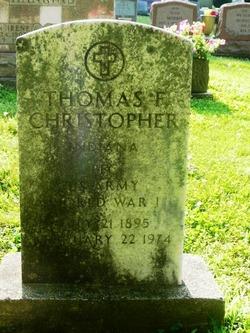 Thomas F. Christopher
